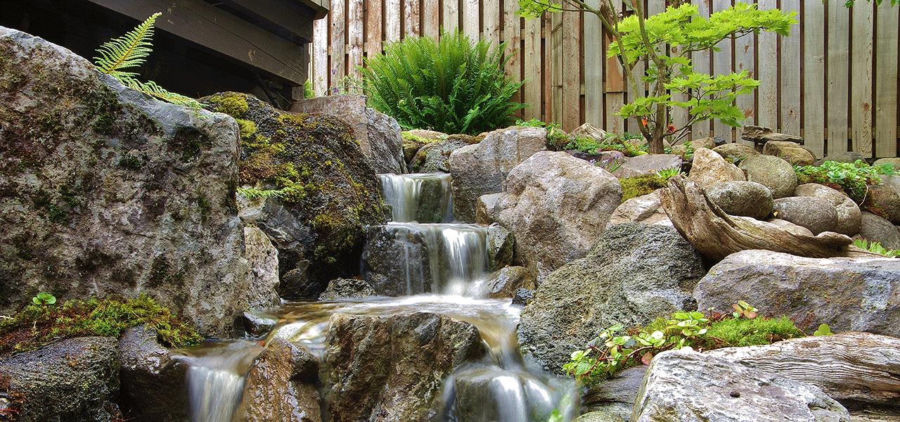 Pondless waterfalls for Design of pondless waterfalls