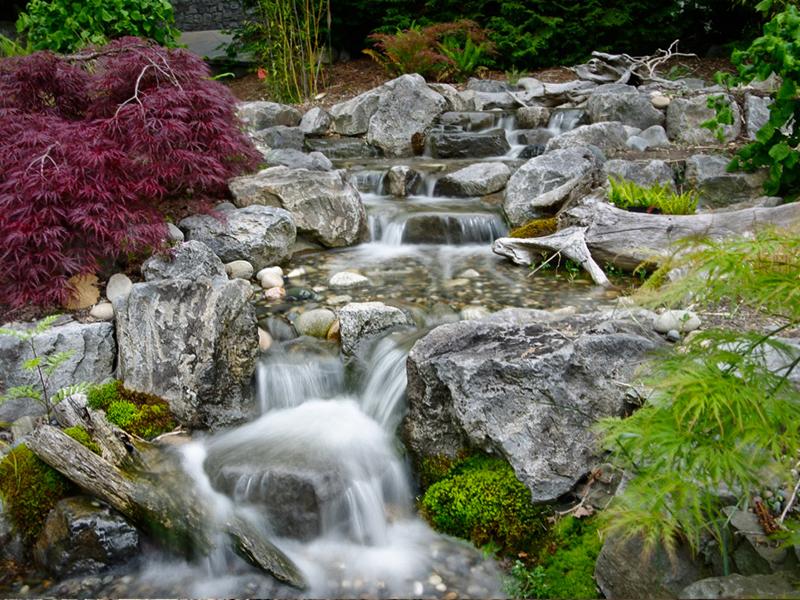 New Pondless Waterfalls